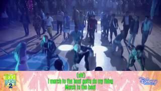 Teen Beach 2 - Gotta Be Me - Sing Along