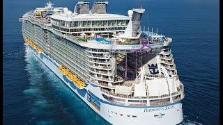 Największy statek świata 2016
