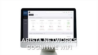 Arista Networks Cognitive WiFi