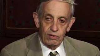 Dr. John Nash explains why the Nobel Prize impacted his life more than most other laureates thumbnail
