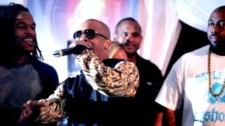 "ATL Live on the Park - Bone Crusher + T.I. ""Never Scared"" Performance"