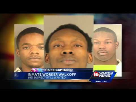 Hinds County escapee captured