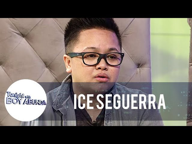 "TWBA: Ice Seguerra sings Juris' hit song ""Di Lang Ikaw"""