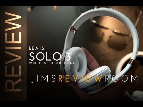 Beats Solo 3 Headphone - WHAT's NEW REVIEW
