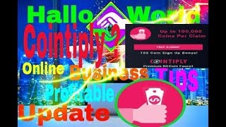 how to work of cointiply website and income upto par day 10,000 coin of 20 way .