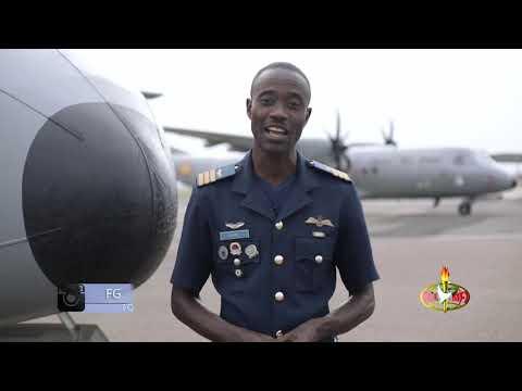 Testimony of Wg. Cdr. Kwabena Kissiadu Atiemo. Pilot, Ghana Air Force.