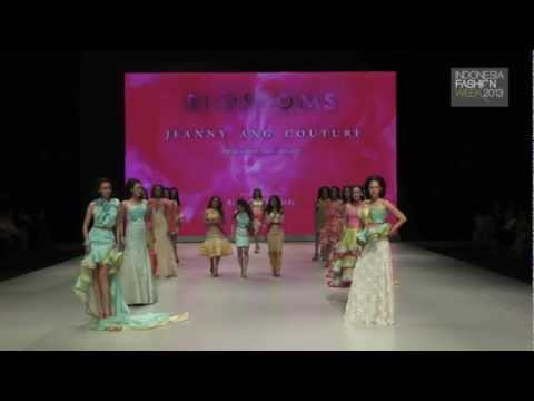 Indonesia Fashion Week 2013 Day 1