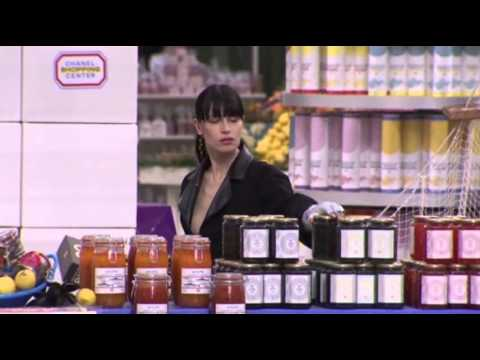 Karl Lagerfeld Takes You to Chanel's Supermarket