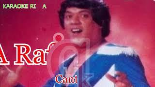Cantik ~ A Rafiq  Karaoke Populer