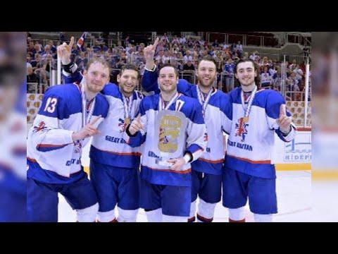 Top 5 British Born Ice Hockey Players