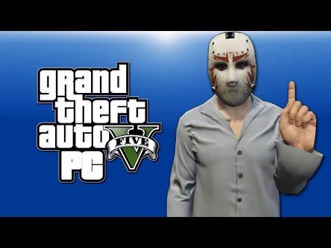 GTA 5 PC Online Funny Moments - DLC!...