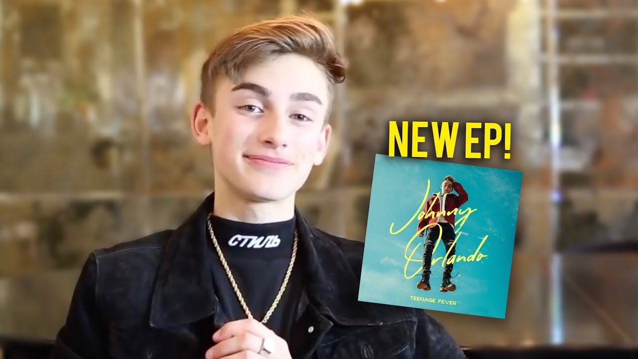 "Johnny Orlando Reveals Most Personal Song On ""Teenage ..."