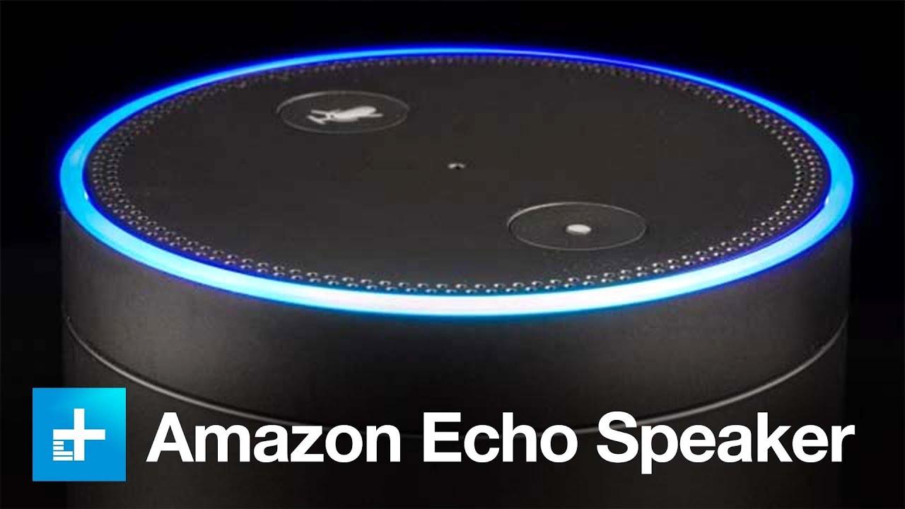 amazon echo wireless speaker review youtube. Black Bedroom Furniture Sets. Home Design Ideas