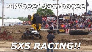 4Wheel Jamboree SXS racing in Lima Ohio! Maverick, XP900, Wildcat, XP1K, Maverick Turbo!