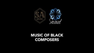 Sacred Sounds - Music of Black Composers