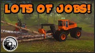 fdr logging season 4 episode 17 a mix of chores
