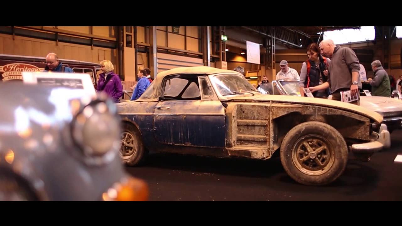 Practical Classics Restoration & Classic Car Show 2016 - YouTube