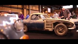 Practical Classics Restoration & Classic Car Show 2016