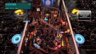 Pinball FX2 - Marvel The Avengers Gameplay PC