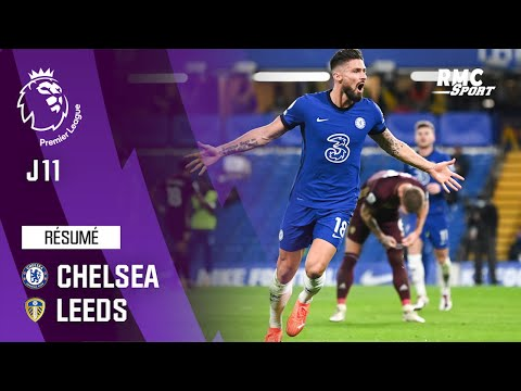 Résumé : Chelsea 3-1 Leeds - Premier League (J11)
