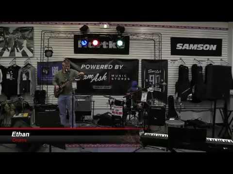 Open Mic Night Sam Ash 1-25-2017