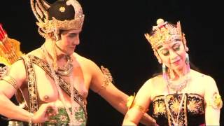 Pagelaran Wayang Orang Pandawa Piniji - Adegan I : Pertapan Guwo Sekar