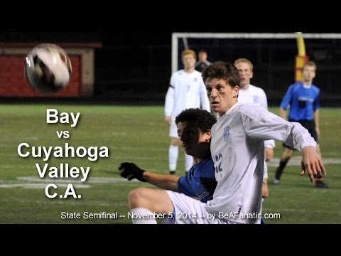 Bay Rockets vs Cuyahoga Valley Christian Academy Royals Mens Varsity Soccer