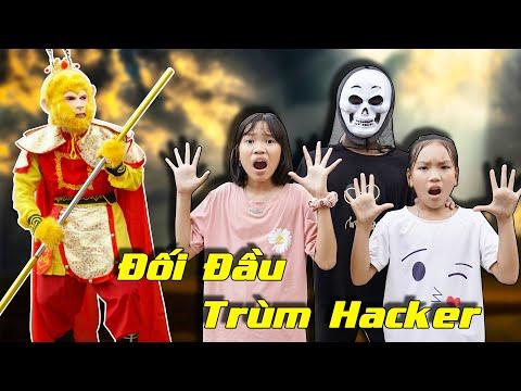 tai game linh thu chien ky hack cho android - Thủ Lĩnh Hacker Bí Ẩn Đối Đầu Tôn Ngộ Không   Tập 2 ♥ Min Min TV Minh Khoa
