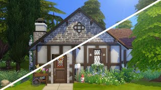 Renovating a Cottage in The Sims 4 (Streamed 3/19/19)