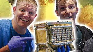 The ACTUAL Computer from the Saturn V Rocket - ft. SmarterEveryDay