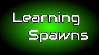 How to Learn the Spawns in Black Ops 2