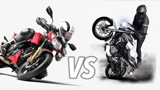 Apache Rtr 200 Vs Pulsar Ns 200 Consfused Watch Before You Buy