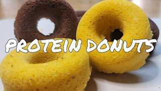 전자레인지 프로틴 빵 (도넛) 만들기 protein b…