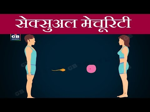 Sexual #reproduction in humans in hindi  puberty   biology   science   ncert class 10 #CBSE syllabus