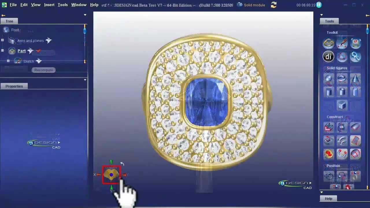 logiciel 3design gratuit