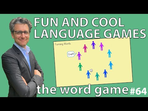 Language Games - The Word Game #64