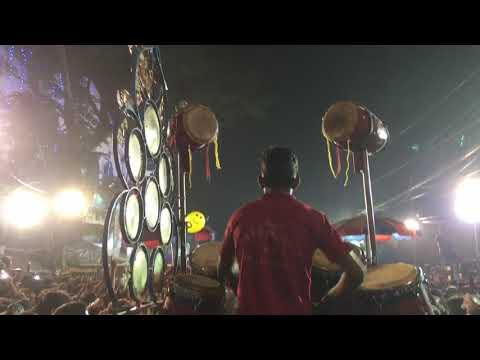 Singha Baja Dakhinakali At Santipur (Use Headphone 4 Real Sound) Marana Mass - Rajinikanth Song