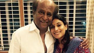 Rajini's Voice Over for Aishwarya's