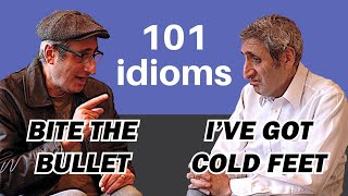 101 MUST-KNOW English IDIOMS in 13 Minutes