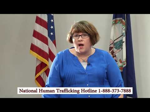 Sex Trafficking PSA - Dede Wallace, ICE's Homeland Security Investigations
