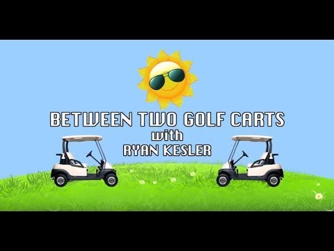 Between Two Golf Carts: Ducks captain Ryan Getzlaf joins Ryan Kesler
