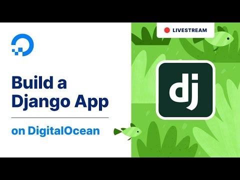Build a Web App With Django | Tech Talk