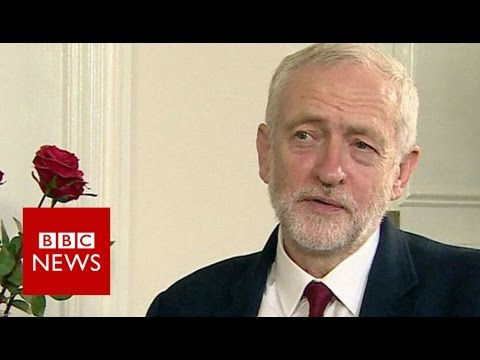 Jeremy Corbyn: 'Let's come together and fight Tories' - BBC News