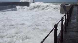 волны в Португалии - часть 3
