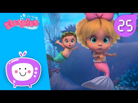 🎀 FULL NEW EPISODES ❤️ BLOOPIES 🧜♂️💦 SHELLIES 🧜♀️💎 Cartoons For KIDS In English