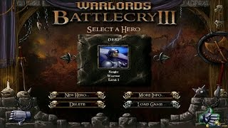 Warlords Battlecry 3 gameplay (PC Game, 2004)