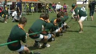 Tug of War World Champ. South Africa