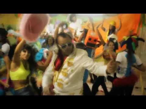 Harlem Shake - Brit Rose Panama Dancing Academy