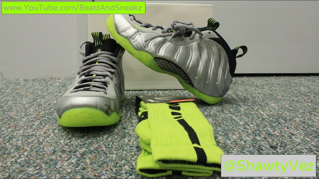 f2c48da4ff4 Nike Foamposite One Silver Camo Review - YouTube