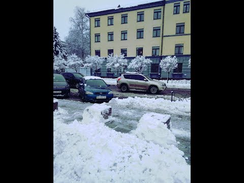 Черкассы Снежный капкан